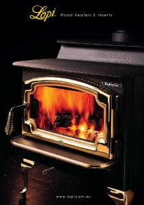 Wood Heaters & Inserts