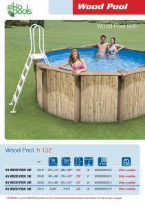Wood Pool. Wood Pool 500. Wood Pool h 132