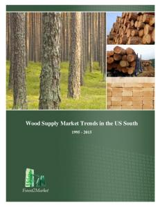 Wood Supply Market Trends in the US South