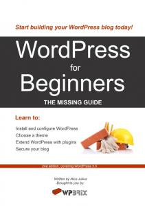 WordPress for Beginners 6