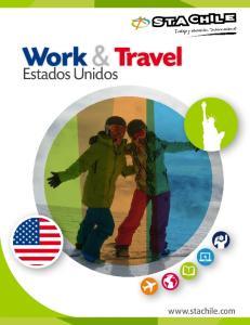 Work. Travel. Estados Unidos