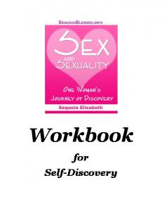 Workbook. for Self-Discovery
