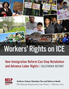 Workers Rights on ICE