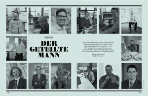 WORKING-DADS DER GETEILTE MANN