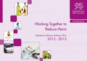 Working Together to Reduce Harm