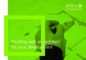 Working with an architect for your development