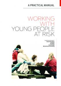 working with young people at risk