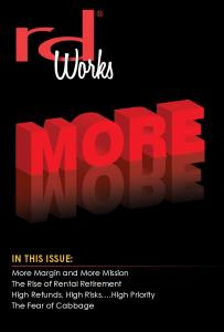 Works IN THIS ISSUE: