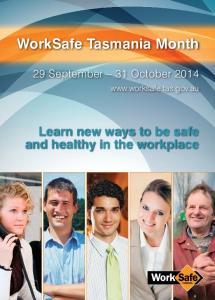 WorkSafe Tasmania Month
