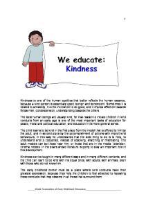 World Association of Early Childhood Educators