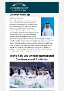 World FZO 2nd Annual International Conference and Exhibition