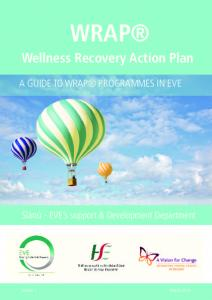 WRAP Wellness Recovery Action Plan