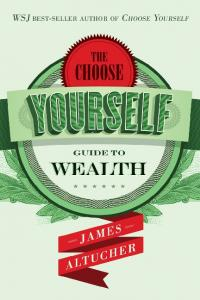 WSJ best-seller author of Choose Yourself
