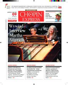 Wywiad Interview Martha Argerich