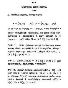 x = (x 1, x 2,..., x n ), p = (p 1, p 2,..., p n )