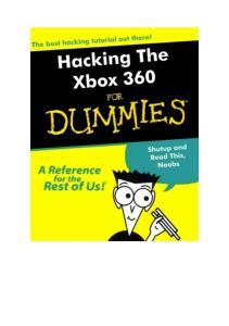 Xbox 360 Firmware Tutorial