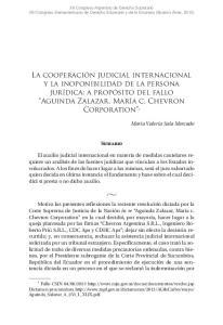 XII Congreso Argentino de Derecho Societario VIII Congreso Iberoamericano de Derecho Societario y de la Empresa (Buenos Aires, 2013)