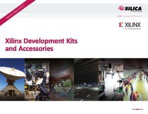 Xilinx Development Kits and Accessories