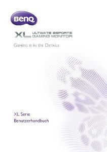 XL Serie Benutzerhandbuch