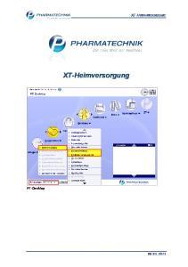 XT-HEIMVERSORGUNG. XT-Heimversorgung. PT-Desktop