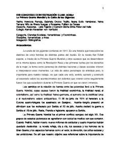 XXII CONGRESO DE INVESTIGACIÓN CUAM-