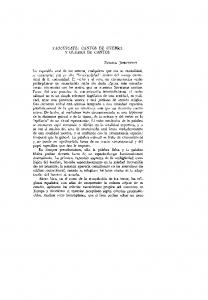 y AOCUICATL: CANTOS DE GUERRA Y GUERRA DE CANTOS
