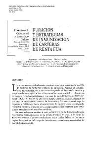 Y ESTRATEGIAS DE INMUNIZACION