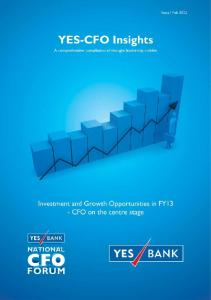 YES-CFO Insights A comprehensive compilation of thought leadership articles