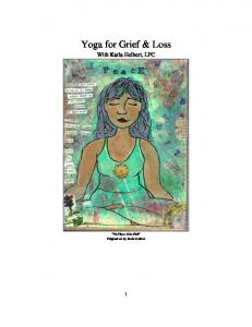 Yoga for Grief & Loss