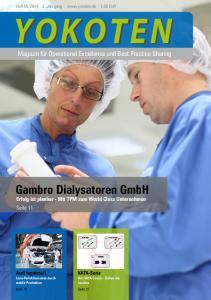 YOKOTEN. Magazin für Operational Excellence und Best Practice Sharing