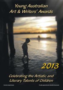 Young Australian Art & Writers Awards