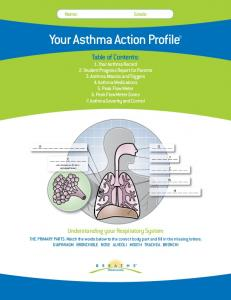 Your Asthma Action Profile