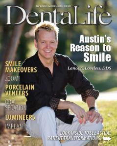 Your Complete Guide to Cosmetic Dentistry smile makeovers Lance E. Loveless, DDS porcelain veneers lumineers