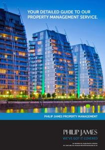 YOUR DETAILED GUIDE TO OUR PROPERTY MANAGEMENT SERVICE
