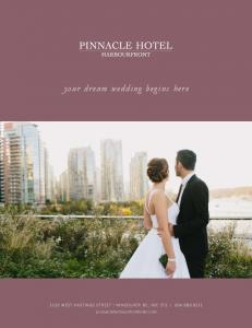your dream wedding begins here