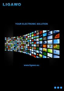 YOUR ELECTRONIC SOLUTION