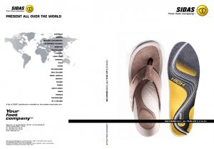 Your foot company PRESENT ALL OVER THE WORLD SOLUTIONS BOOK_ALL YEAR 2015_ENGLISH