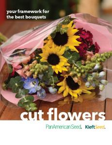 your framework for the best bouquets cut flowers