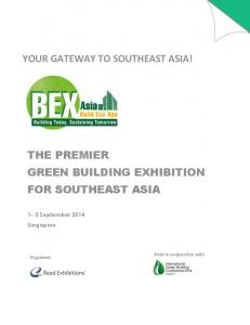 YOUR GATEWAY TO SOUTHEAST ASIA!