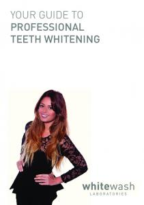 YOUR GUIDE TO PROFESSIONAL TEETH WHITENING