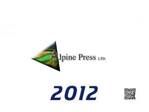 (Your logo here) 2012