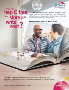Your next chapter could start with ZEPATIER