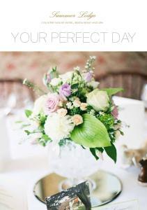 YOUR PERFECT DAY. InnDromoland_Logo White text Pantone.eps