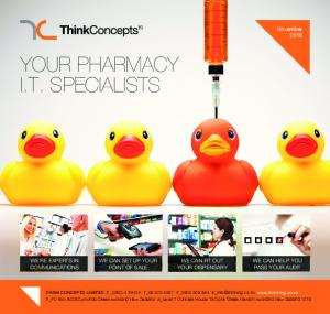 YOUR PHARMACY I.T. SPECIALISTS
