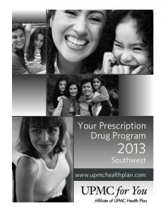 Your Prescription Drug Program Southwest