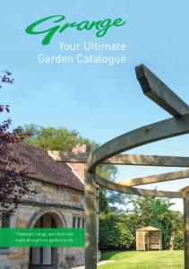 Your Ultimate Garden Catalogue