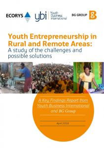 Youth Entrepreneurship in Rural and Remote Areas: