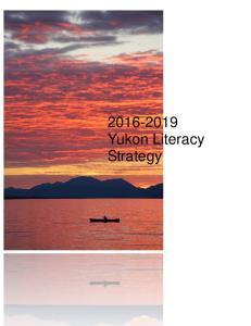 Yukon Literacy Strategy