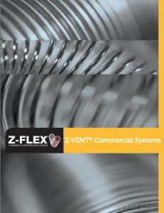 Z-VENT Commercial Systems