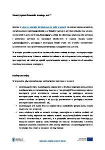 Zasady opodatkowania leasingu w CIT